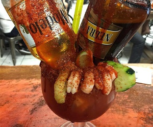 beer, michelada, and cocktail image