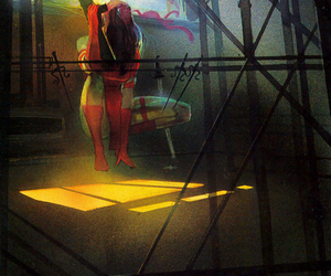 elektra, Marvel, and elektra natchios image