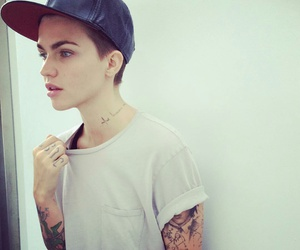 girl, sexi, and ruby rose image