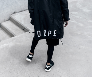 black, fashion, and dope image