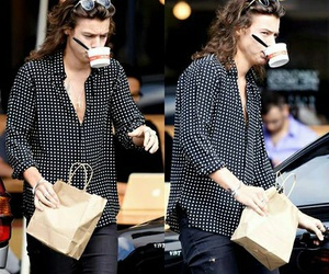 funny, Sweetie, and Harry Styles image