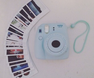 fujifilm, instant camera, and instax mini 8 image