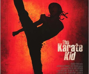 film, karate kid, and movie image