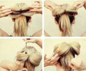 diy, tutorial, and hairs image