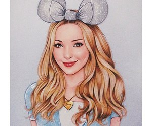 draw and dove cameron image