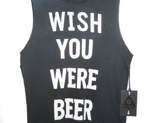 beer, clothes, and fashion image