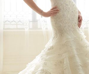 beautiful, gowns, and lovely image
