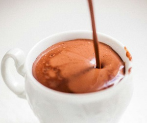 coffee, chocolate, and yummy image