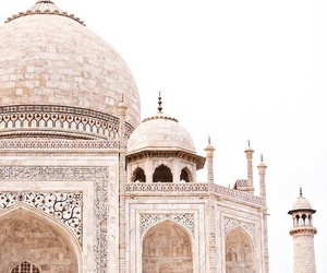 architecture, travel, and india image