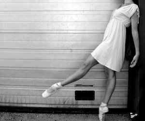 ballet, Ballet Shoe, and beautiful image