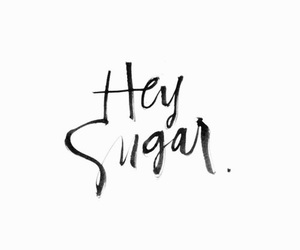 quotes, sugar, and text image