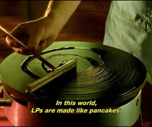 amelie, lp, and movie image