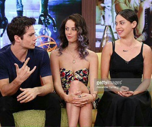dylan o'brien, KAYA SCODELARIO, and the scorch trials image