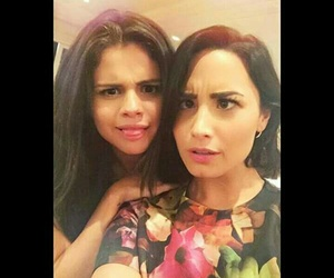 bff, demi lovato, and frienship image