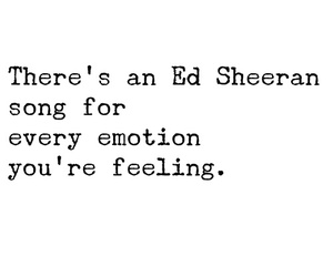 ed sheeran, ed, and song image
