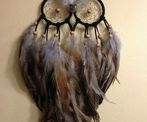 dreamcatcher, Dream, and owl image