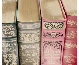 books, old, and hardback image