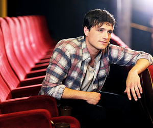 josh hutcherson and photoshoot image