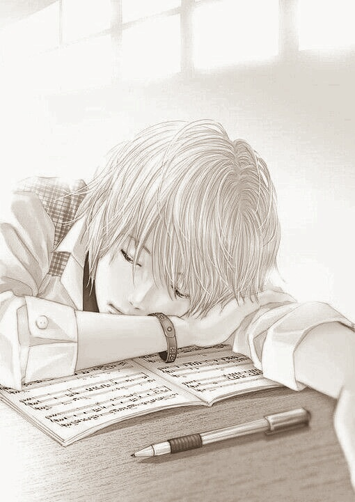 Image About Boy In Manga By Fanny Robert On We Heart It
