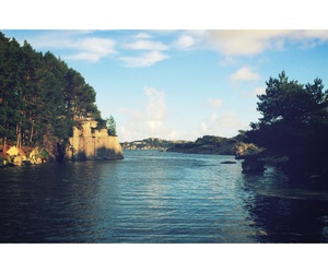 beautiful, sea, and nature image