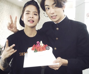 f(x), amber, and gongchan image