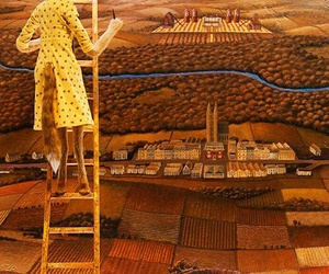 wes anderson and fantastic mr fox image