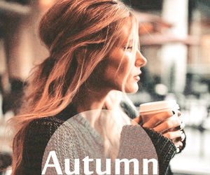 autumn, coffee, and cool image