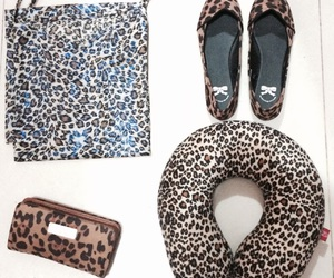 clothes, leopard, and Leo image