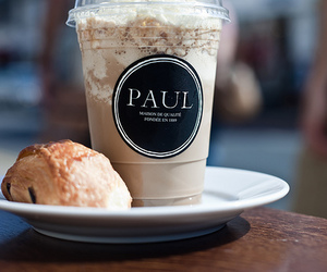 coffee, food, and paul image