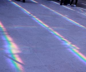 grunge, rainbow, and indie image