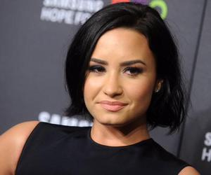 confident, demi, and demi lovato image