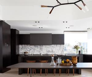 cuisine, kitchen, and marble image