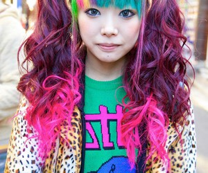 Harajuku, japan, and kawaii image