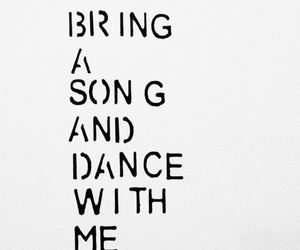 dance, quote, and song image