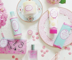 zoella, perfume, and products image