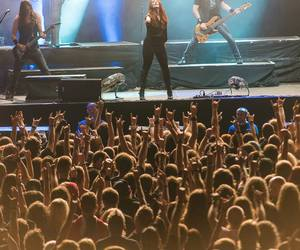 concert, Epica, and music image