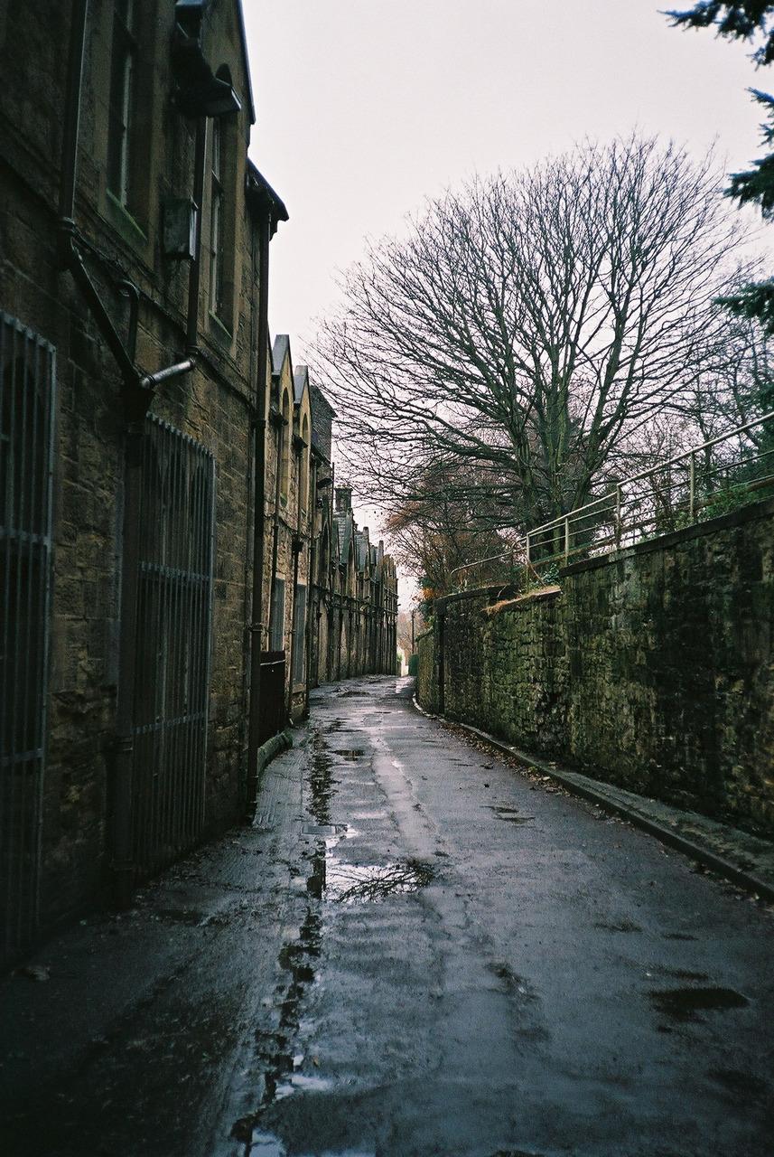 street, england, and travel image
