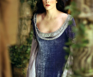 arwen, the lord of the rings, and peter jackson image