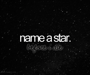 bucket list, stars, and before i die image