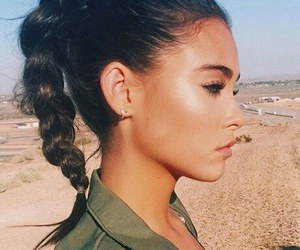 madison beer, hair, and makeup image