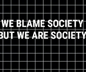 blame, earth, and grunge image
