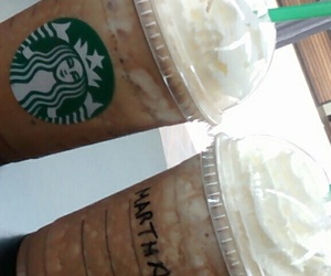 coffe, starbucks, and style image