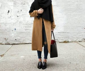 black and coat image