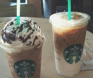 caramel, coffee, and food image