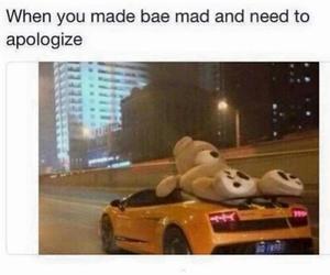 bae, lol, and love image