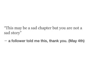quotes, sad, and chapter image