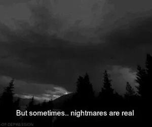 nightmare, sad, and grunge image
