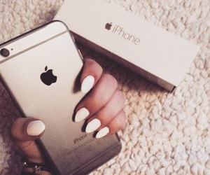 apple, iphone, and fashion image