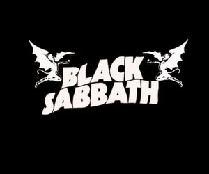Black Sabbath and music image