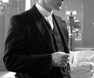 tommy shelby, Birmingham, and cillian murphy image